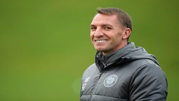 Brendan Rodgers Celtic Scottish Premiership