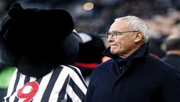 Claudio Ranieri Fulham Premier League