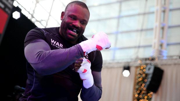 Dereck Chisora vs Dillian Whyte Boxing