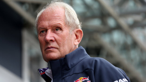Dr Helmut Marko Red Bull advisor