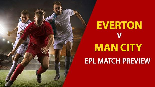 Everton vs Man City EN