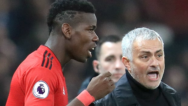 Jose-Mourinho-and-Paul-Pogba-Manchester-United-Champions-League-min