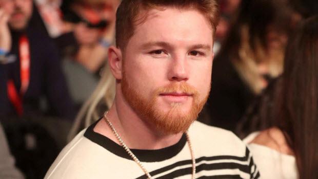 Saul 'Canelo' Alvarez Boxing