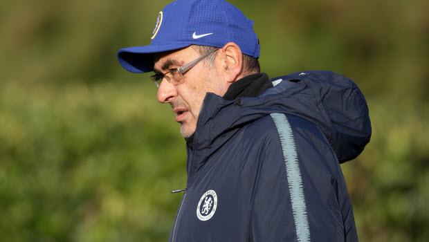 Maurizio Sarri Chelsea manager