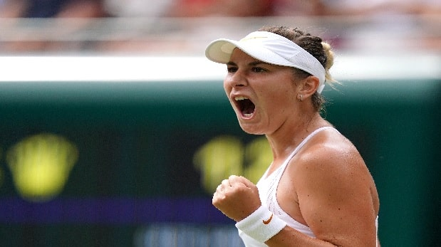 Belinda Bencic Tennis WTA