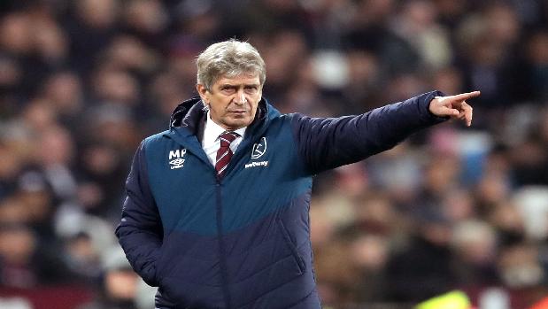 Manuel Pellegrini West Ham United Premier League