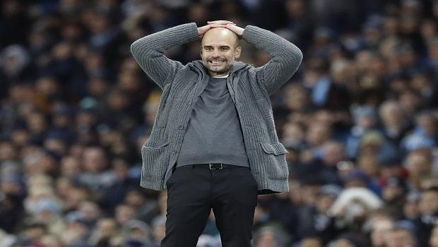 Pep Guardiola Man City Premier League