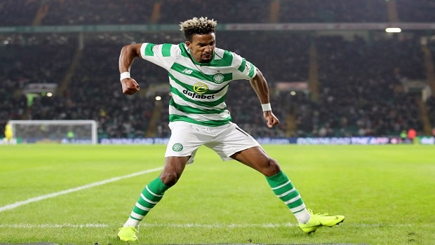 Scott Sinclair Celtic Scottish Premiership