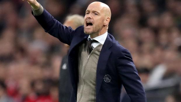Erik-ten-Hag-Ajax-manager
