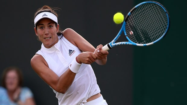 Garbine Muguruza Tennis Monterrey Open