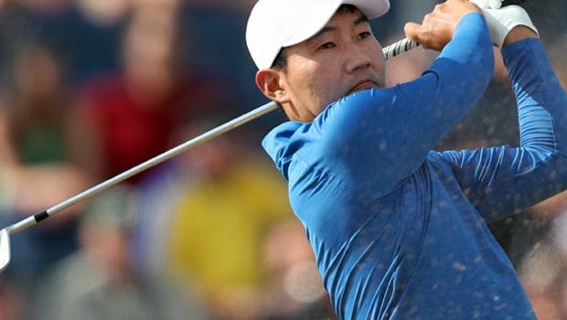 Sung-Hoon Kang Golf