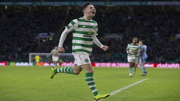 Mikey Johnston Celtic