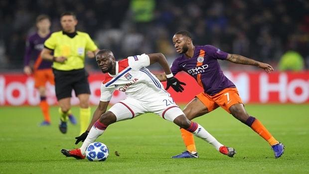 Tanguy Ndombele Tottenham Hotspur