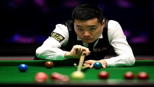 Ding Junhui Snooker