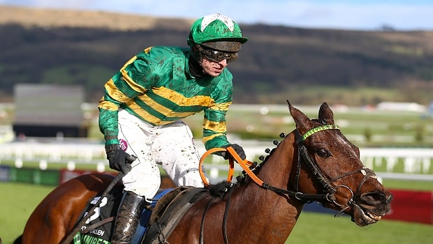 Espoir D'allen Horse Racing