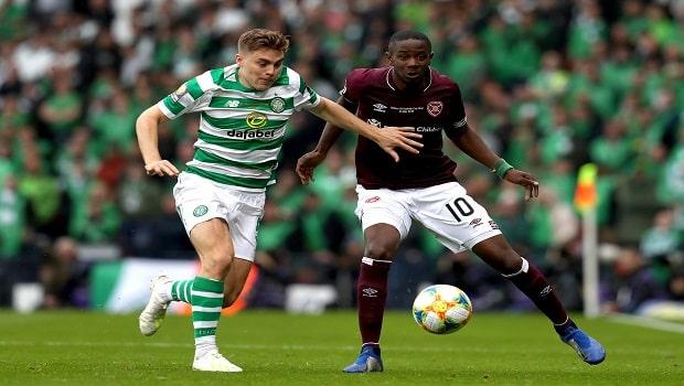 James Forrest Celtic
