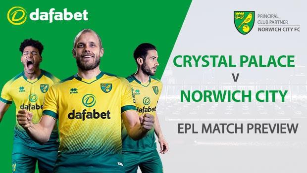 Crystal Palace vs Norwich City