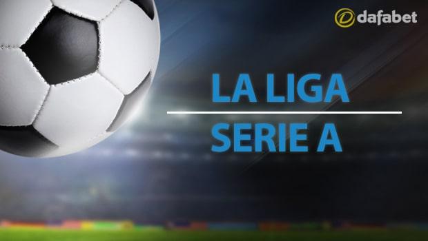 La-Liga-and-Serie-A