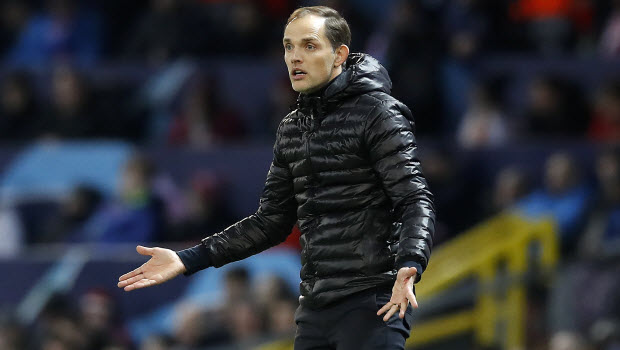 Thomas Tuchel - Paris Saint-Germain