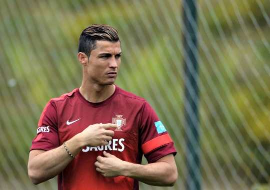 Real Madrid Ronaldo Ready To Extend Real Deal