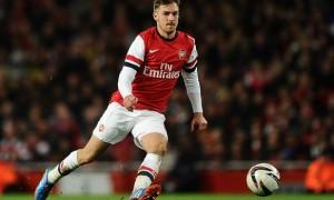Aaron Ramsey Arsenal Premier League