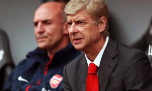 Arsene Wenger Arsenal Premier League 2013
