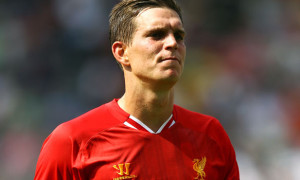Daniel Agger Liverpool defender