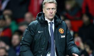 David Moyes Manchester United v arsenal