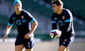England v New Zealand rugby union