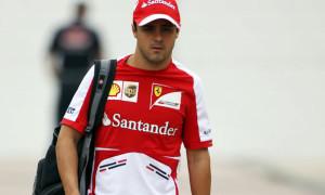 Felipe Massa joins Williams f1 team