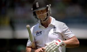 Jonathan Trott England Ashes