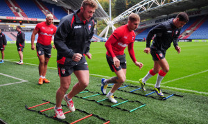 Josh Charnley England Rugby League World Cup
