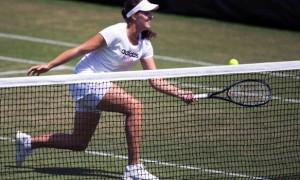 Laura Robson final preparations Australian Open