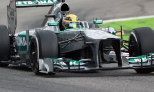 Lewis Hamilton Mercedes driver US Grand prix