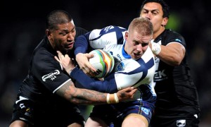 New Zealand v scotland Rugby League World Cup