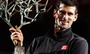 Novak Djokovic Paris Masters ATP