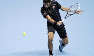 Novak Djokovic v Juan Martin Del Potro ATP World Tour Finals