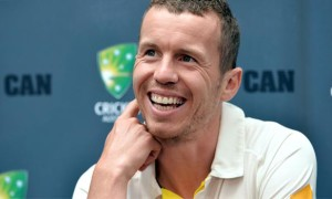 Peter Siddle Australia paceman cricket