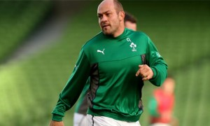 Rory Best Ireland forward
