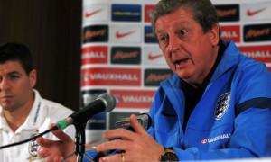 Roy Hodgson England v Germany international friendly