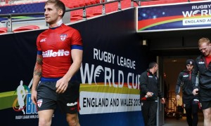 Sam Tomkins England rugby league World Cup