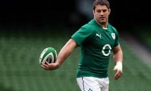 Sean OBrien Ireland flanker rugby union