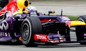 Sebastian Vettel United States Grand Prix