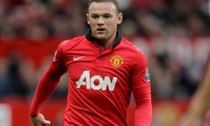 Wayne Rooney Manchester United v Arsenal