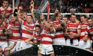 Wigan warriors