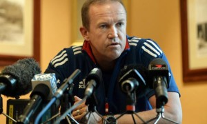 Andy Flower England coach cricket