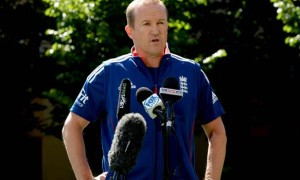 Andy Flower cricket coach