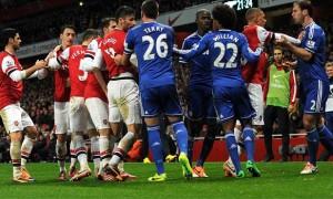 Arsenal v Chelsea draw