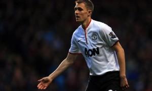 Darren Fletcher man united