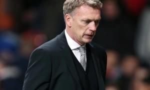 David Moyes Manchester United boss